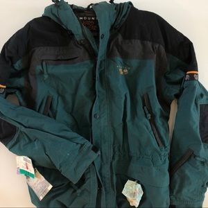 1990s Mountain Hardwear Ski Jacket Winter Shell